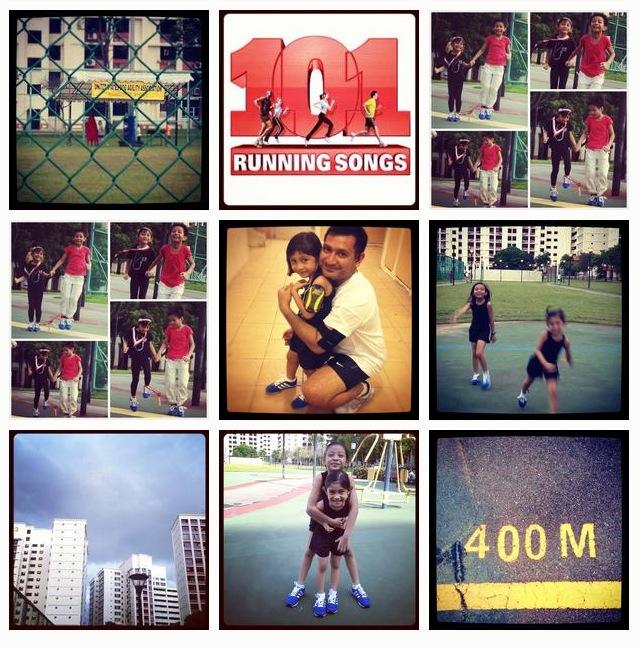 HG Running Track 1